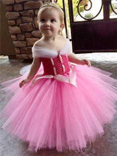 Aurora Princess Dress- Sleeping Beauty Princess Dress - Disney Princess Dress - Princess Tutu Dress - Disney Costume- Halloween Costume by traceoflace on Etsy https://www.etsy.com/listing/260088763/aurora-princess-dress-sleeping-beauty