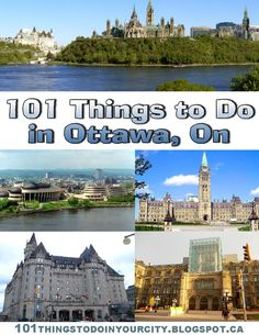 101 Things to Do.: 101 Things to do in Ottawa Ontario Visit Canada, O Canada, Canada Trip, Ottawa Canada, Places To Travel, Travel Destinations, Places To Go, Toronto, Discover Canada