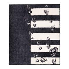 ikea snabbfotad rug low pile the latex backing keeps the rug - Tapis Color Ikea