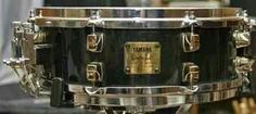 "Yamaha 5""x14"" Maple Dave Weckl Signature Snare Drum."
