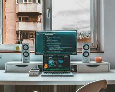 #Workplace #coding #notebook #macbook #css #php #java #website #code #coffee #setup #setupgamming #setupcoding