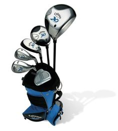 Buy Callaway XJ Junior Boy's Golf Club Set years old, Right Hand) Junior Golf Clubs, Golf Club Sets, Callaway Golf, Building For Kids, 8 Year Olds, Left Handed, Golf Bags, Gifts For Kids, Best Deals