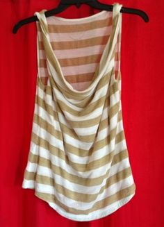 white and gold striped top  #vinted #top #stripe #stripes #striped @stripedtop #white #gold #whitengold #whitetop #goldtop