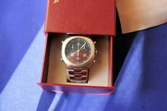 Catawiki, pagina di aste on line  Omega Seamaster polaris chronograph 1/100, men's watch, 1988