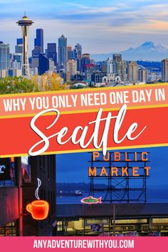 Usa Travel Guide, Travel Usa, Travel Guides, Travel Tips, Travel Info, Solo Travel, Cruise Excursions, Cruise Destinations, Seattle City
