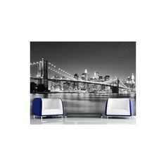 Hát ez gyönyörű! Ínyenceknek, igazi Manhattan hangulat, fekete-fehérben. #poszter #poszter_tapéta #fotótapéta #lakásdekoráció #faldekoráció #óriásposzter #tapéta_ötletek #wallmural #poster #new_york #manhattan #felhőkarcolók #város #bridge #manhattan #brooklyn_bridge #new_york #felhőkarcolók #fekete_fehér Manhattan, New York, New York City, Nyc