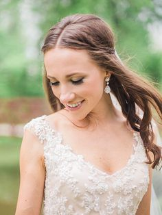 5 wedding hairstyles that you can actually do yourself long locks 22 country chic wedding hairstyles loose hairstylessimple hairstyleshalf up solutioingenieria Images