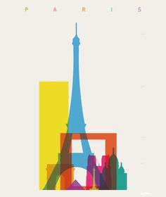 Arktetonix | Cidades minimalistas de Yoni Alter