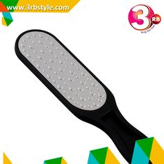 Foot File has a rougher side and a smoother side for instantly eliminating thick callused skin, the handle is comfortable to grasp and it has a hole in the handle so they can be hung in the shower or bath easily. Perfect Double Sided Foot File gently, effectively removes your thick hard skin to reveal touchable soft, smooth feet. No need to soak feet prior to using this foot rasp, gives equally good results on both dry and wet foot surfaces.