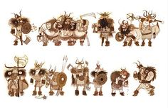 How-To-Train-Your-Dragon-Vikings-Concept-Sketch
