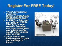 ViralAdvertisingBusiness http://viraladvertisingbusiness.com Viral Advertising and Viral Marketing using Viral Software that drives Viral Traffic Generation.