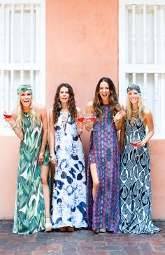 Mumu x Columbia ~ January 2016 Pool Party Dresses, Shower Dresses, Preppy Dresses, Modest Dresses, Chic Outfits, Summer Outfits, Fashion Outfits, Tropical Outfit, Vogue