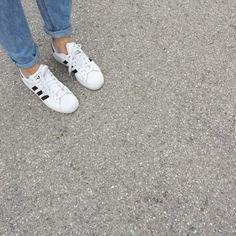 tifmys - Adidas Superstar sneakers.