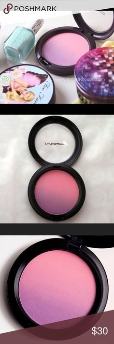 💕💯Mac azalea blossom ombré LE blush collection💕 My most favorite collection from Mac ! Azalea blossom ombré !  Bnnb . I bought an extra one so I can share w/ my posh dolls ! And keep mine for myself ! Bundle and save ! / first few pics Internet photo cred: dotted.com MAC Cosmetics Makeup Blush