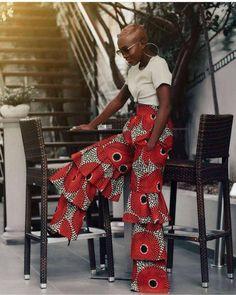 African Print Jumpsuit, African Print Dresses, African Print Fashion, African Wear, African Attire, African Women, African Dress, African Clothes, African Theme