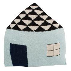 Lucky Boy Sunday Favourite Place Pillow In Mint | Scandinavian Minimall