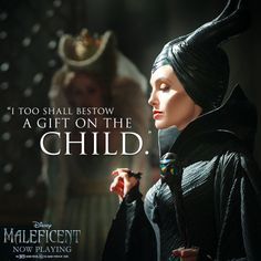 What is your favorite quote from Maleficent?