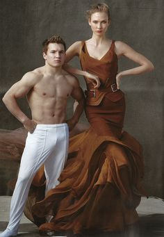 Vogue - Fashion goes to the Olympics.