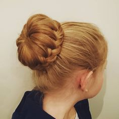 """64 likerklikk, 8 kommentarer – Louise Fife (@braidymom) på Instagram: """"So happy with how this turned out. Thanks to @cutegirlshairstyles for the great tutorial ☺️ What do…"""" Bobby Pins, Braids, Thankful, Hair Accessories, Instagram Posts, Happy, Beauty, Fashion, Bang Braids"""