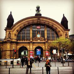Frankfurt (Main) Hauptbahnhof in Frankfurt am Main