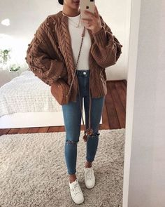 41 The Best Work Winter Outfits Ideas That Make you More Cool in 2019 - Outfits - Winter Mode Cute Fall Outfits, Casual Winter Outfits, Winter Fashion Outfits, Summer Outfits, Fashion Dresses, Fashion Shoes, Fashion Jewelry, Winter Outfits Tumblr, New Year Outfit Casual