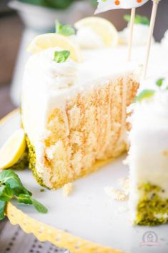 Lemon Curd Wickeltorte 5