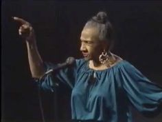 """Alberta Hunter """"Nobody Knows You When You're Down and Out"""" -- this lady made a mucical come back at the age of 83..."""