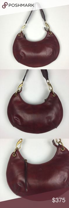 7bf24a195997 Gucci Leather Hobo Crescent Bag Gucci Crescent Hobo Bag in a beautiful  smooth