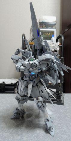 GUNDAM GUY: MG 1/100 Tallgeese III Custom - GBWC 2015 [Japan] Entry Build WIP