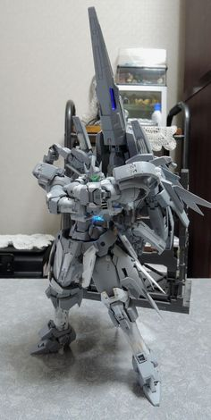 GUNDAM GUY: MG 1/100 Tallgeese III Custom - GBWC 2015 [Japan] Entry Build WIP