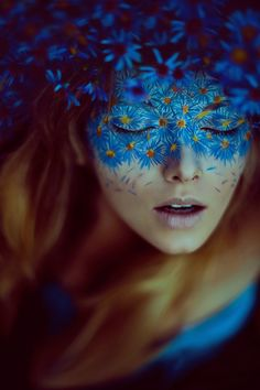 In blue dream by ViCOOLya & SAIDA, via 500px.  The items here on Pinterest are the things that inspire me. They all have vision and are amazing photographs. I did not take any of these photos. All rights reside with the original photographers.