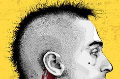 Illustration portfolio of Cristiano Siqueira, from São Paulo, Brazil. Works for Nike, ESPN, Gillette, Editora Globo, Editora Abril. Personal works and tutorials.