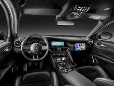 Alfa Giulia QV: Polizeiauto für Italien   Bild 6 - autozeitung.de