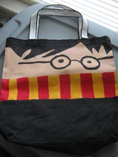 This Harry Potter bag is just too cute.
