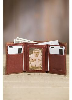 Men's Wallets - Overland