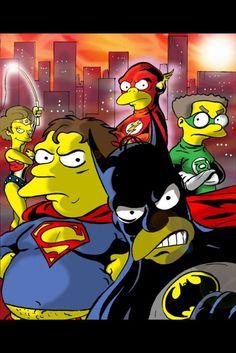 Simpsons DC