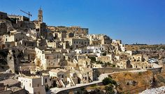 matera, italy i loved this city and cave hotel!