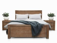 Hobart Timber Bed