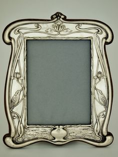 Art Nouveau Photograph Frame - Chester, 1907