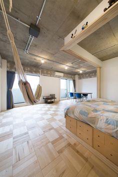 Tsukiji Room H / Yuichi Yoshida associates   AA13 – blog – Inspiration – Design – Architecture – Photographie – Art