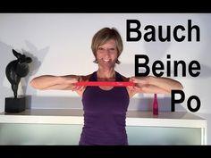 28 min. Bauch Beine Po mit Gabi Fastner - YouTube