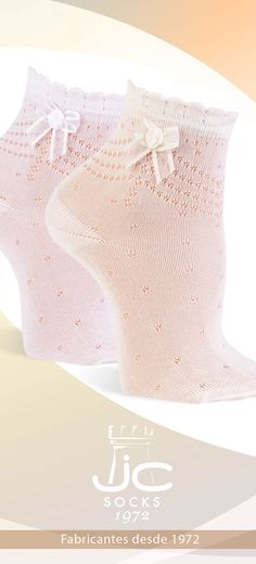 JC Castellà Fabricantes calcetines celebración, calcetines calados y semicalados niña