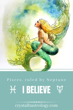 Pisces, ruled by Neptune. Learn more about Your Zodiac Sign with a professional astrologer CrystalB. Mermaid Pisces Tattoo, Pisces Tattoos, Pisces Sign, Pisces Zodiac, Zodiac Signs, Figure It Out, Fashion Sketches, Tarot, About Me Blog