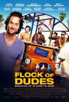 """Watch Flock of Dudes full hd online Directed by Bob Castrone. With Chris D'Elia, Bryan Greenberg, Eric Andr, Brett Gelman. A year old decides to """"break up"""" with his bes Comedy Movies, Hd Movies, Movies Online, Films, Free Tv Series Online, Latest Comedy, Los Angeles Film Festival, 2015 Movies, Full Movies Download"""