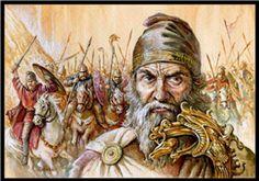 Dromichete, un nume din Pantheonul traco-roman Roman Reigns, Ancient Art, Ancient History, Celtic Warriors, Roman Era, History Page, Fantasy Paintings, Roman Empire, Old Photos