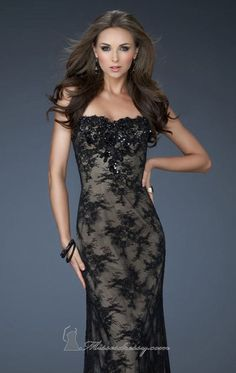 La Femme 17752 Dress - MissesDressy.com $498.00