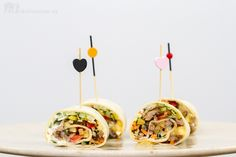 Pulled Pork Restevertung mit Wraps Barbecue & Asia Style