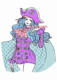 One Piece, Character Concept, Pirates, Cute Girls, Anime, Princess Zelda, Illustration, Fictional Characters, Sport