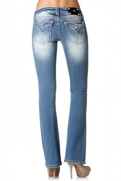 65ddb614 20 Best Denim at D.O.C. images | Silver jeans, Miss mes, Contrast