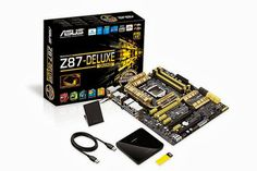Spesification Motherboards Asus Z87
